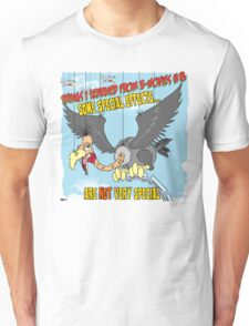 Things I Learned from B-Movies #8 Unisex T-Shirt