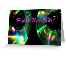 facing 2012 with a big HOPE! Greeting Card