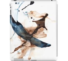 Oil and Water #67 iPad Case/Skin