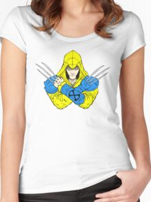 Weapon X's Creed Women's Fitted Scoop T-Shirt