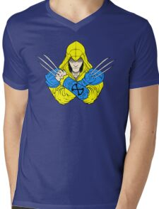 Weapon X's Creed Mens V-Neck T-Shirt
