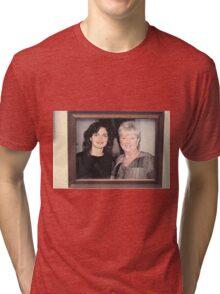 ERICA MAROZSAN Tri-blend T-Shirt
