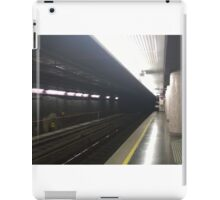 UBahn, Train Station iPad Case/Skin