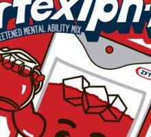 Cortexiph-Aid Sticker