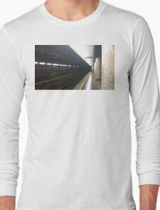 UBahn, Train Station Long Sleeve T-Shirt