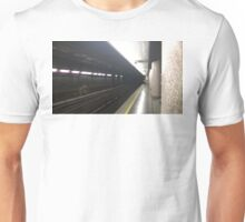 UBahn, Train Station Unisex T-Shirt