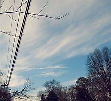 Suburban Sky by superjouer