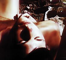 The Sunbather by artgraeco