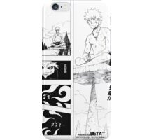 Manga Page 02 iPhone Case/Skin