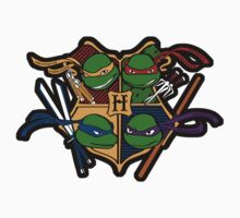 TMNT at Hogwarts by bananna620
