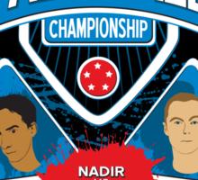 Ultimate Paintball Championship Sticker