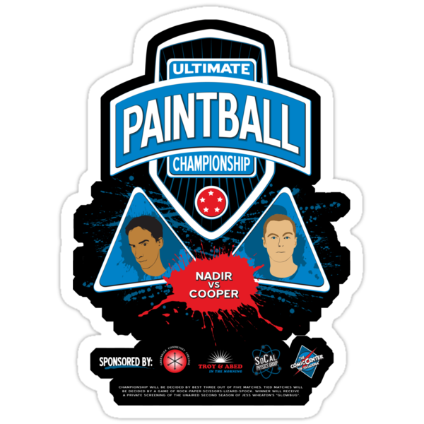 Ultimate Paintball Championship by bananna620