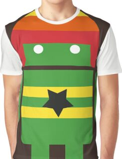 Droidarmy: Browncoat Graphic T-Shirt