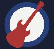 Guitar Mod by Paul Simms