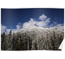 Rocky Mountains - Jasper - Canada Poster