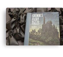 Fairytales at Dark  Canvas Print