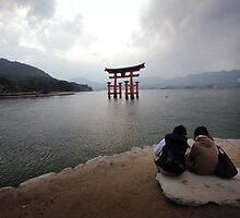 Miyajima - Hiroshima - Japan by Erin McMahon