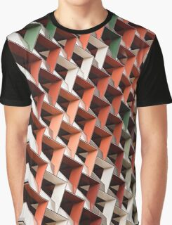 building arrows Graphic T-Shirt