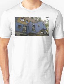 Hundertwasserhaus Vienna, Austria Unisex T-Shirt