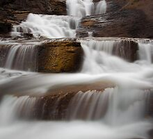 Upper East Falls, Colorado by Ryan Wright