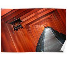 Fushimi Inari - Kyoto - Japan Poster