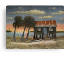 Glades Dweller Canvas Print
