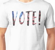 vote! bokeh Unisex T-Shirt