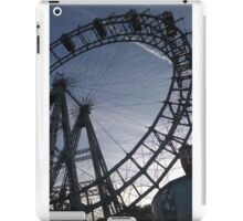 Vienna Riesenrad iPad Case/Skin