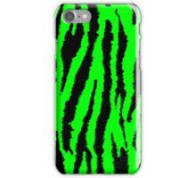 Neon Zebra iPhone Case/Skin