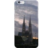 Votive Church, Vienna iPhone Case/Skin