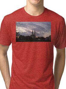 Votive Church, Vienna Tri-blend T-Shirt