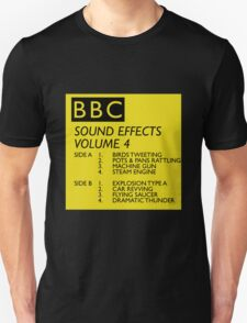 BBC Sound Effects Volume 4 T-Shirt