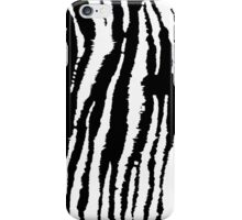 More Zebra iPhone Case/Skin