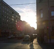 Austrian Sunset by Jord12