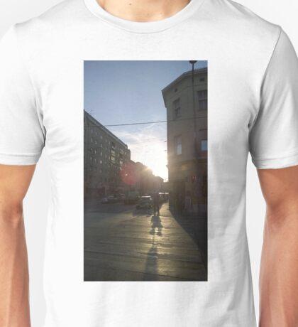 Austrian Sunset Unisex T-Shirt
