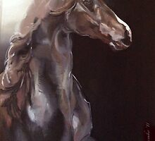 """""""Stepping into the Limelight"""" by Belinda Baynes"""
