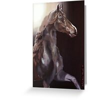 """""""Stepping into the Limelight"""" Greeting Card"""