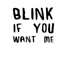 Blink by Thinky  Pain