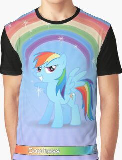 20% cooler - with text Graphic T-Shirt