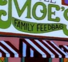 Uncle Moe's Family Feedbag Sticker
