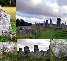 Sacred Stones of Our Foremothers by HELUA