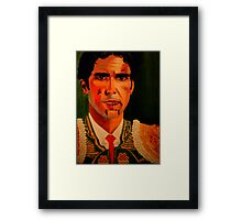 """JOSE TOMAS"" Framed Print"