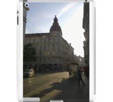 Vienna Sunset iPad Case/Skin