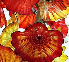 Flowers in Glass by jodyfrankel