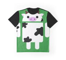 Droidarmy: Who let the cows out? Graphic T-Shirt