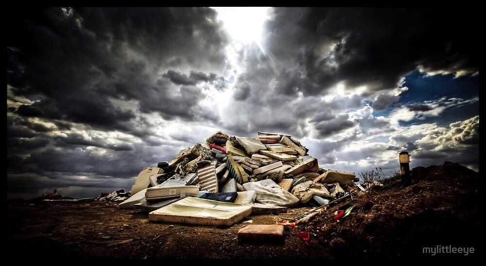 mattress heaven. by mylittleeye
