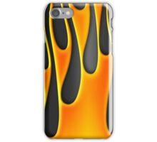 Flames iPhone Case iPhone Case/Skin