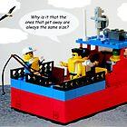 Cap'n Bob goes Fishing by trobe