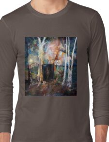 Wiew From Window Long Sleeve T-Shirt