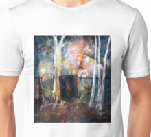 Wiew From Window Unisex T-Shirt